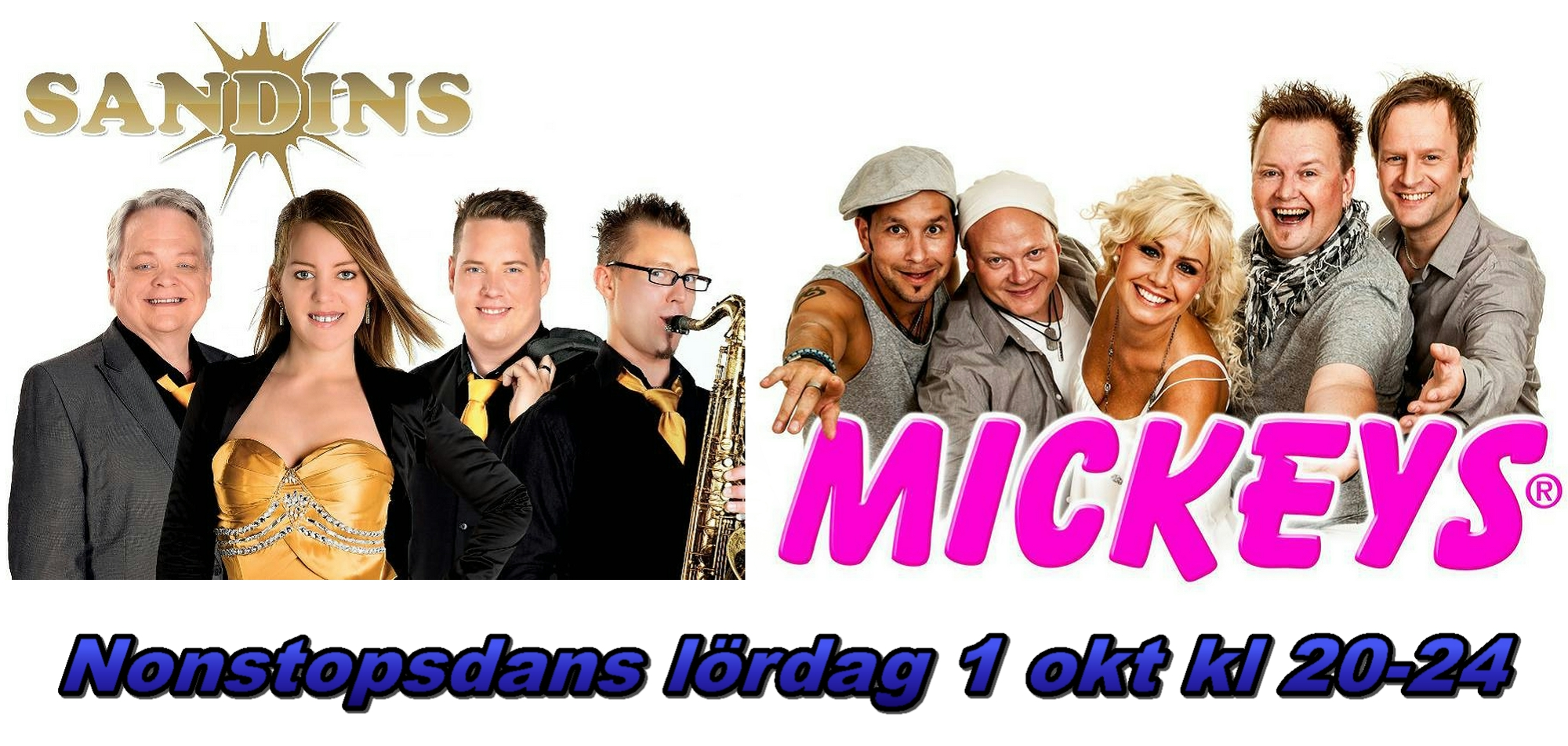 Mickeys/ Sandins
