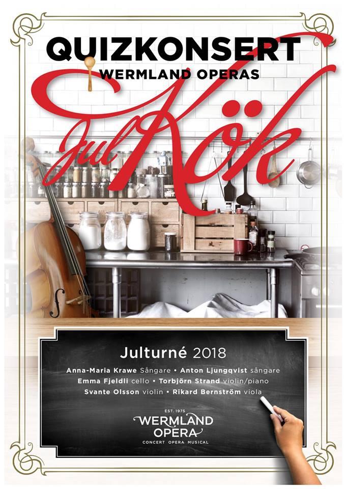 Wermland Operas Julturné 2018