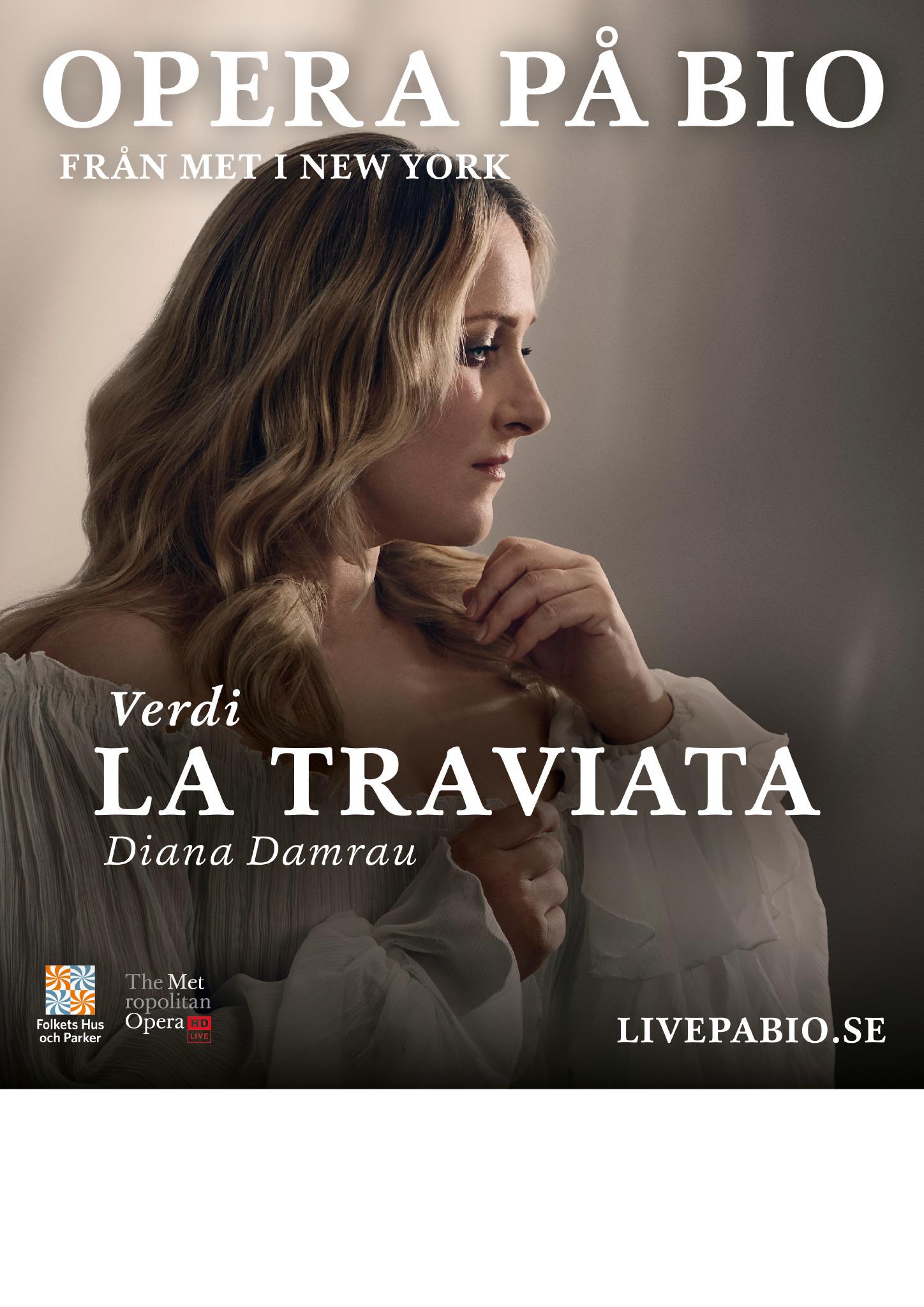 Opera på bioduken La Traviata