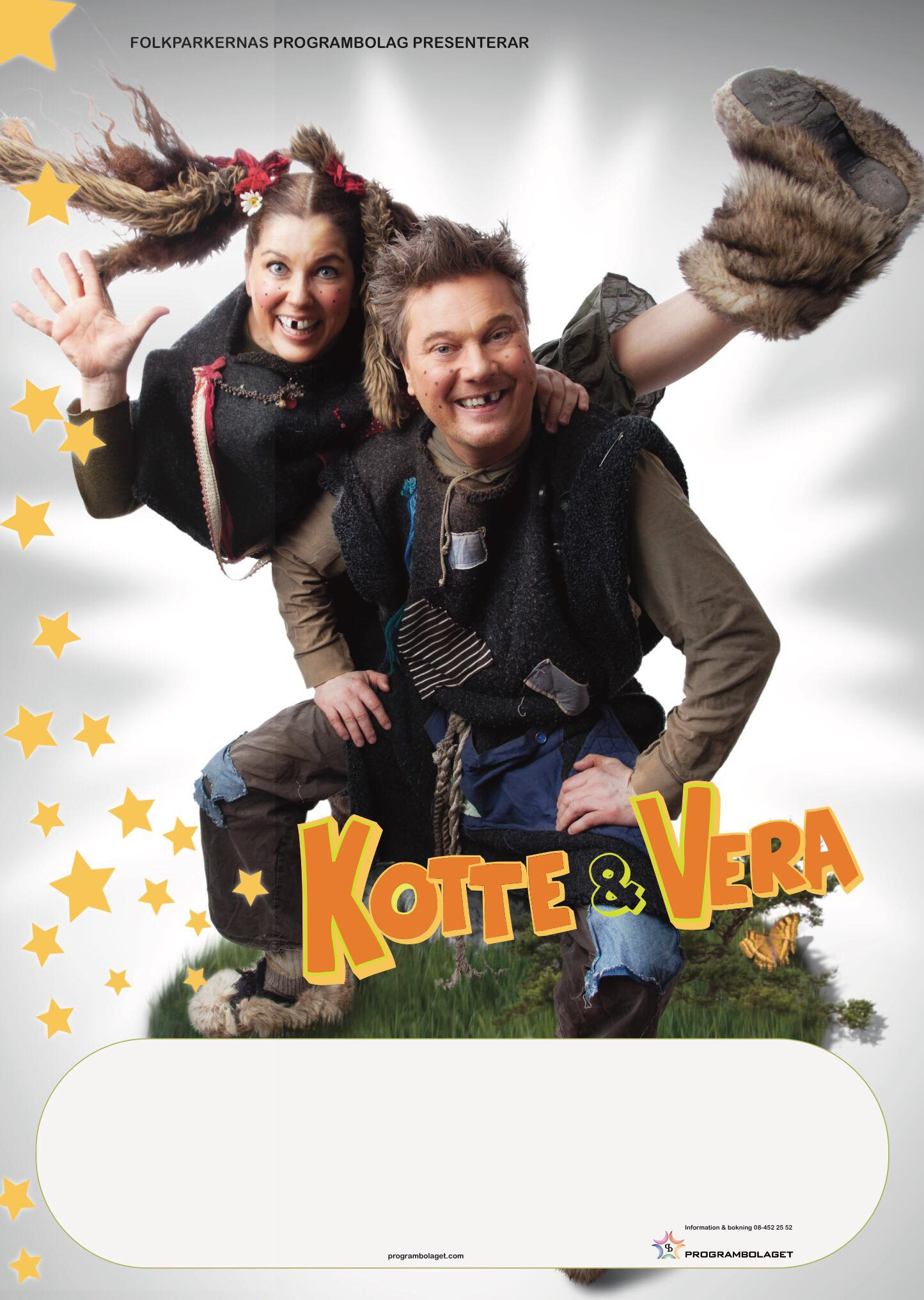 Barnteater: Kotte & Vera