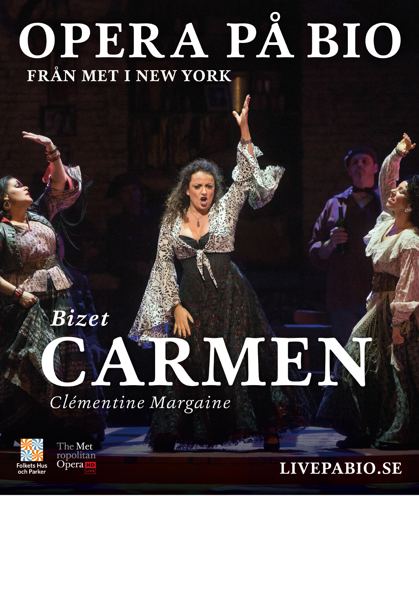 Opera på bioduken: Carmen